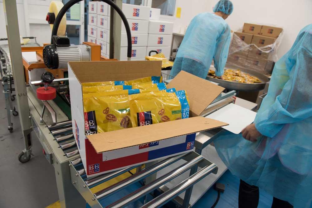 אריזת מזון במכונות אריזה מקצועיות
