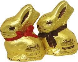 ארנב שוקולד- חמוד ומתעתע